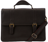 John Lewis Dalaman Briefcase, Brown
