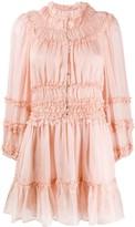 Ulla Johnson Abilene ruffled silk dress
