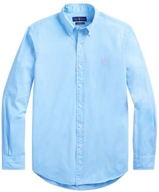 Polo Ralph Lauren Slim-Fit Twill Shirt