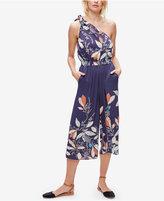Free People Floral-Print Off-the-Shoulder Jumpsuit