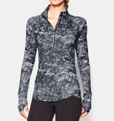 Under Armour Women's UA Fly Fast Printed 1/2 Zip