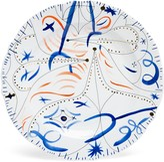 Vista Alegre Folkifunki round platter