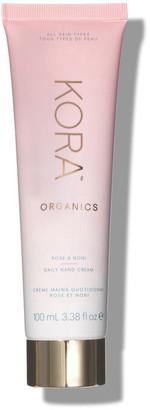 KORA ORGANICS Rose & Noni Daily Hand Cream