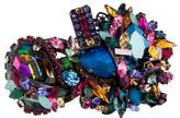 Erickson Beamon Crystal Cluster Bangle
