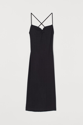 H&M Dress with lacing