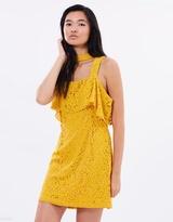 MinkPink Enchantress Frill Dress