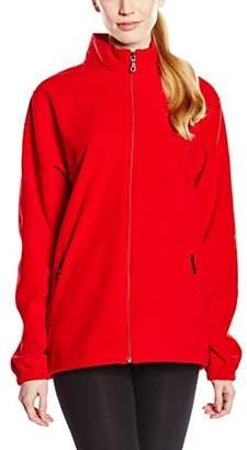 Trigema Unisex Jacket Red Rot (kirsch 036)