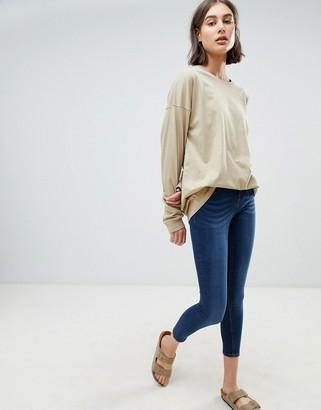 WÅVEN Freya Mid Rise Skinny Jeans