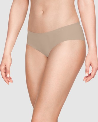 Under Armour Pure Stretch Hipster 3-Pack