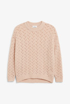 Monki Super-soft knitted sweater