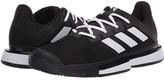 adidas SoleMatch Bounce (Core Black/Footwear White/Core Black) Women's Tennis Shoes