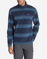 Eddie Bauer Men's Quest 1/4-Zip - Print
