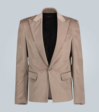 Amiri Tuxedo jacket with satin lapels