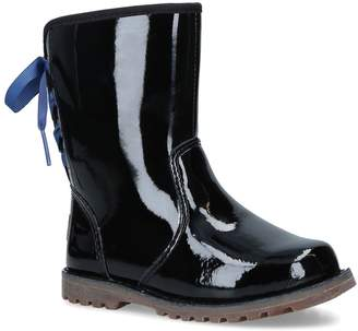 UGG Patent Leather Corene Boots