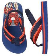 Gymboree Tiger Flip Flops