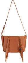 Lucky Brand Aspen Fringed Cross-Body Bag