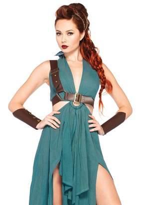Leg Avenue Women's 4 Piece Warrior Maiden Costume
