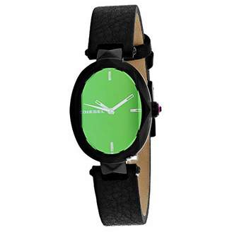 Diesel Women's Julez Stainless Steel Analog-Quartz Watch with Leather Strap