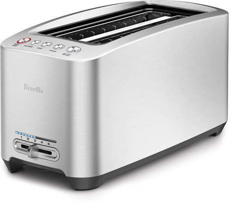 Breville Die Cast Smart Toaster, BTA830XL
