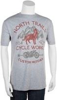 Helix Big & Tall HelixTM North Trails Custom Motors Tee