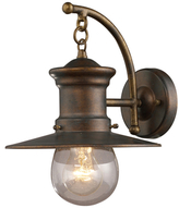 Maritime 1-Light Outdoor Wall Sconce