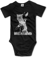 Bsj The Animal Cat Throw Grenade Cats Baby Onesie Infant Clothes