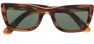Ray-Ban Caribbean rectangle sunglasses