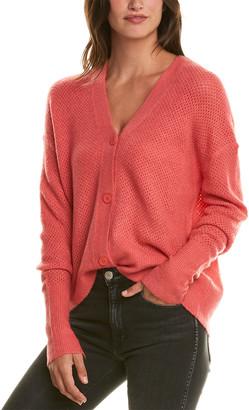 Michael Stars Carly Wool-Blend Cardigan
