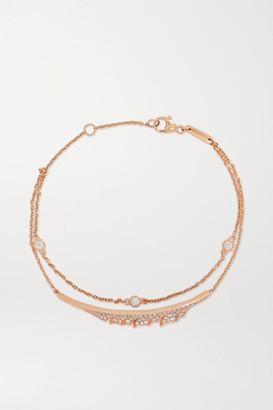 Stephen Webster Magnipheasant 18-karat Rose Gold Bracelet - one size