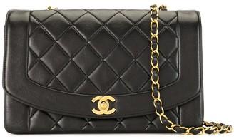 Chanel Pre Owned 1992 Diana shoulder bag