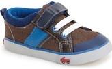 See Kai Run 'Sammi' Sneaker (Baby, Walker & Toddler)