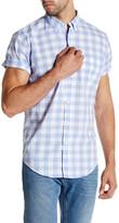 J.Crew Factory J. Crew Factory Lightweight Regular Fit Gingham Shirt