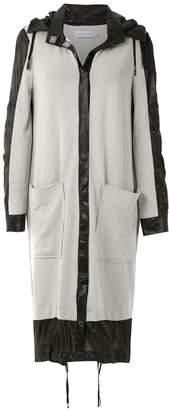 M·A·C Mara Mac panels maxi coat