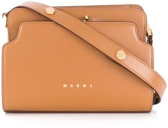 Marni Multi-Compartment Shoulder Bag