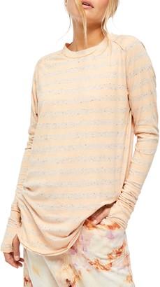 Free People Arden Stripe Shirt