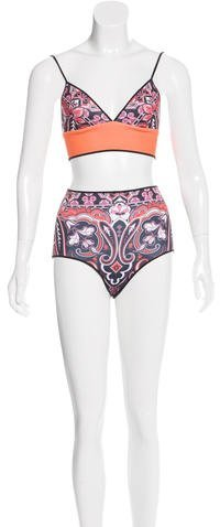 Clover Canyon High-Rise Two-Piece Set w/ Tags