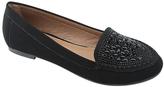 Black Stud Unique Loafer