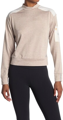 New Balance Heat Grid Long Sleeve T-Shirt