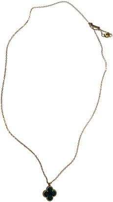 Van Cleef & Arpels Sweet Alhambra Green Yellow gold Necklaces