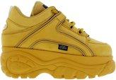 Buffalo David Bitton Womens 1339-14 Platform Nubuck Shoes