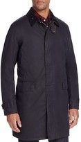 Barbour Nairn Three Quarter Length Waxed Jacket