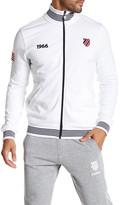 K-Swiss Long Sleeve Patch Jacket