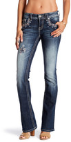 Miss Me Embellished Mid Rise Bootcut Jeans