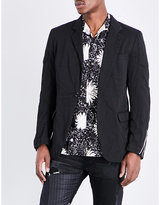 Junya Watanabe Crinkled Regular-fit Cotton-blend Jacket