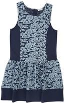 Splendid Girl Jacquard Dress