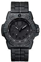Luminox new NavySEAL carbon compound 3500 series Watch with carbon compound Case Black|Black Dial and PC / Carbon Bracelet Strap XS.3502.BO