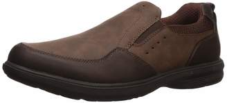 Nunn Bush Men's KORE Walk Slip On Moccasin Toe Loafer with KORE Comfort Technology Shoe