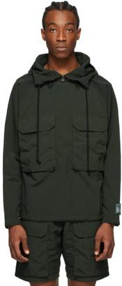 Reese Cooper Green Anorak Jacket