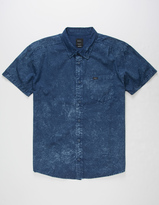 RVCA Acid Rain Mens Shirt