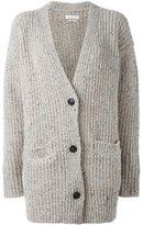 Etoile Isabel Marant 'Hamilton' cardigan - women - Silk/Cotton/Acrylic/Wool - 40
